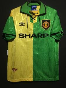 1992-94シーズンのマンチェスター・ユナイテッド3rdユニフォーム