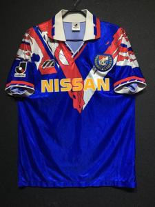 1993年横浜マリノスホームユニフォーム