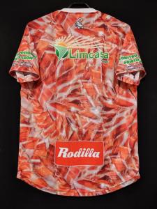 2015-16のCDギフエロのアウェイユニフォーム背面