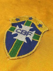 1979年のブラジル代表ユニフォームエンブレム