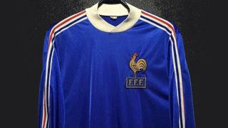 1978-79のフランス代表ユニフォーム