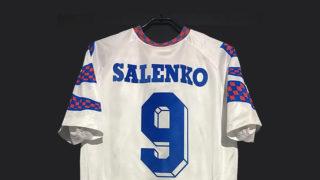オレグ・サレンコの1994ロシア代表ユニフォーム