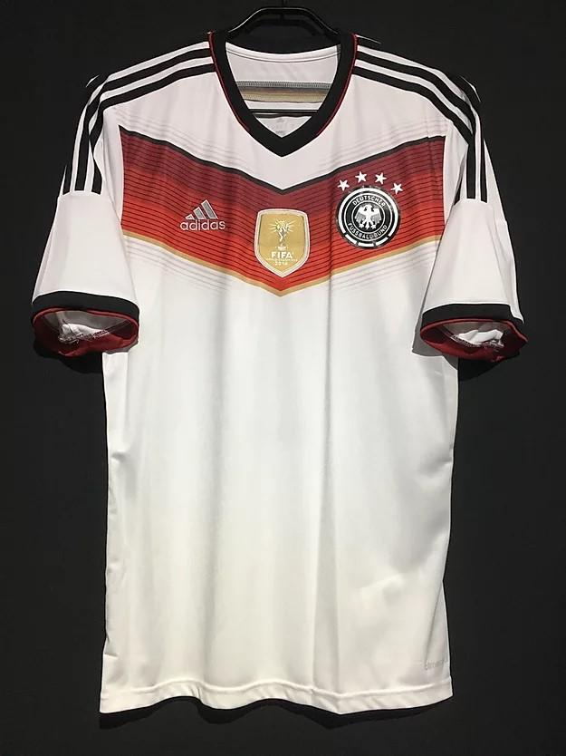 2014ドイツ代表ワールドカップ優勝記念ユニフォーム
