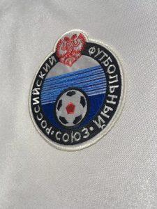 オレグ・サレンコの1994ロシア代表ユニフォームエンブレム