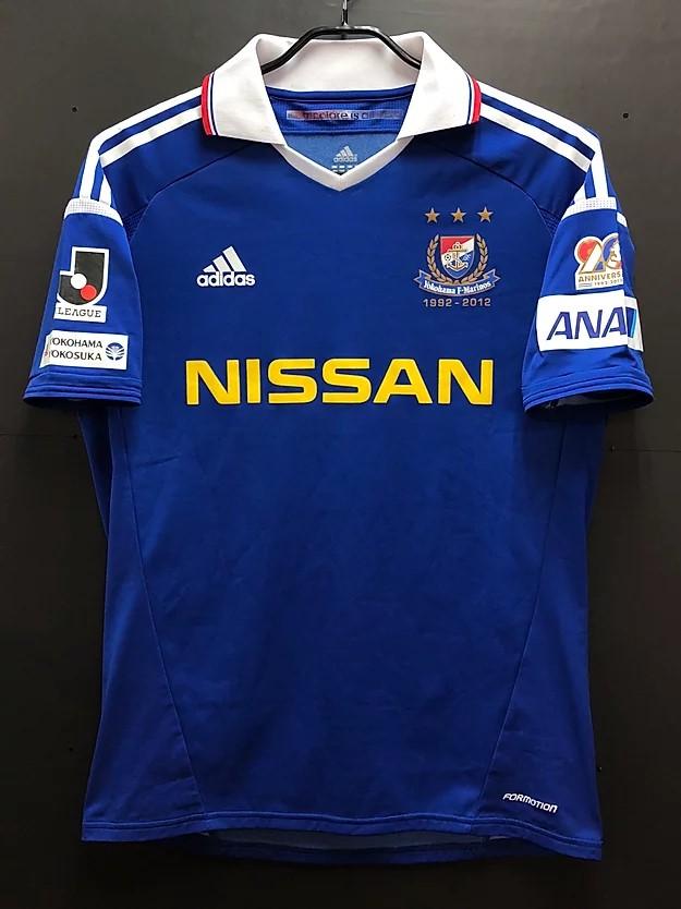 2012年横浜F・マリノス20周年記念ユニフォーム