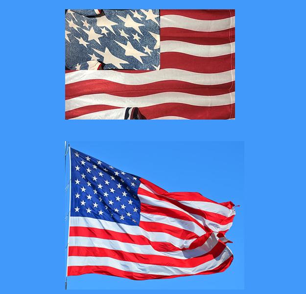 1994年アメリカ代表ユニフォーム星条旗