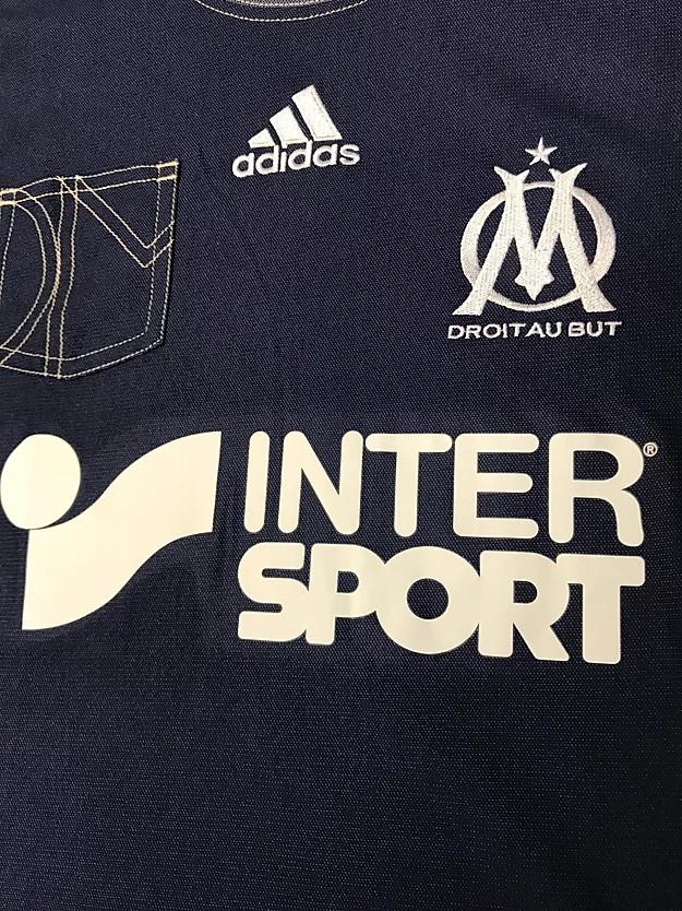 2013/14シーズンのマルセイユのアウェイモデル
