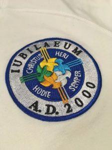 ヴァチカン市国・西暦2000年祝祭ロゴ