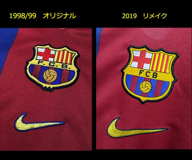 1998-99のFCバルセロナのホームユニフォーム