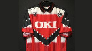 カイザースラウテルン1993-94ホームユニフォーム