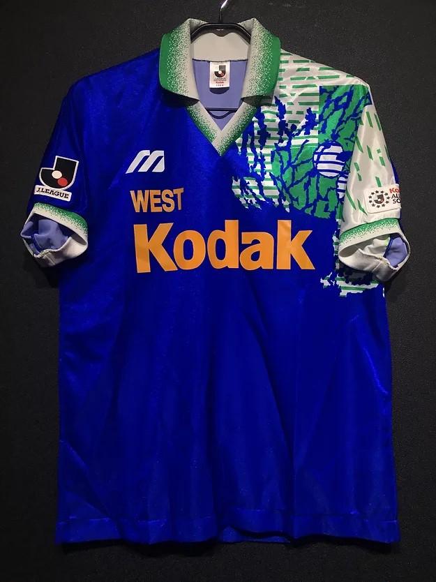 1993-94Jリーグオールスターユニフォームのウェスト