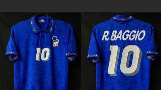 1994イタリア代表ホームユニフォーム