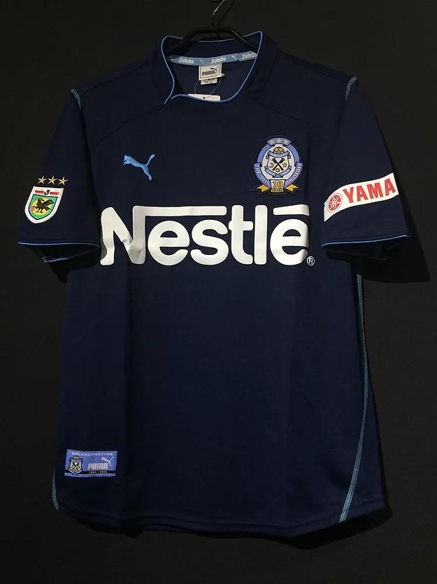2003年ジュビロ磐田10周年記念ユニフォーム