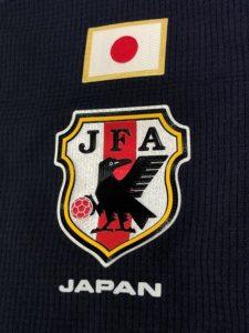 2012年フットサル日本代表ホームユニフォームのエンブレム