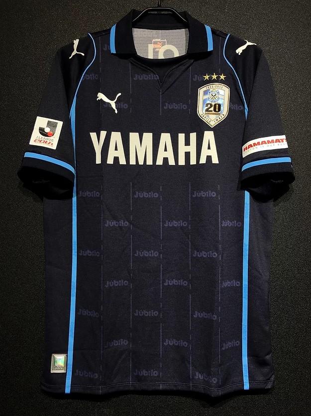 2013年ジュビロ磐田20周年記念ユニフォーム