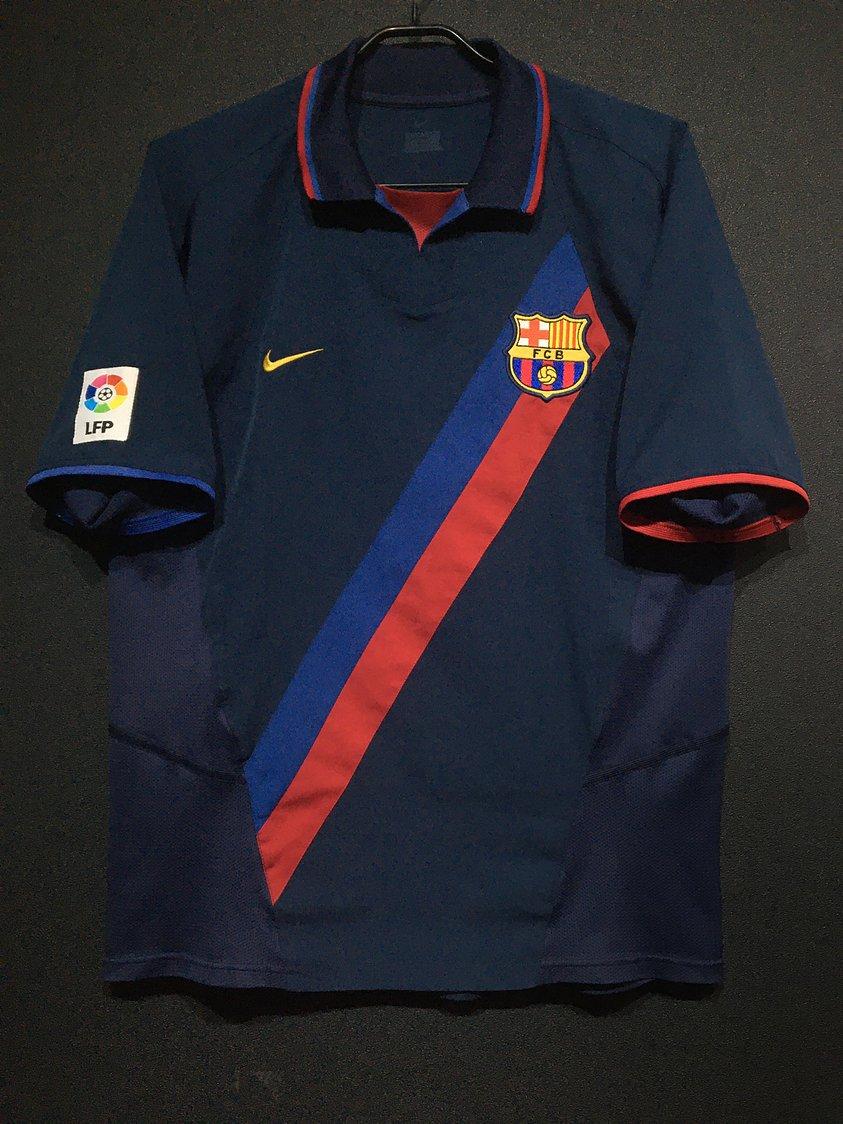2003-04シーズンのサードユニフォーム