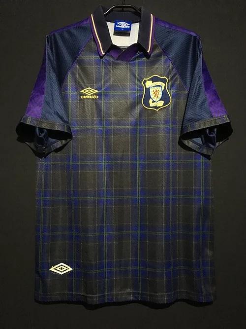 94-96年スコットランド代表ユニフォーム