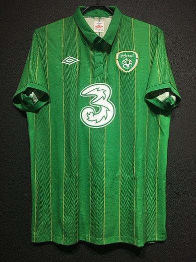 2011-12アイルランド代表のユニフォーム