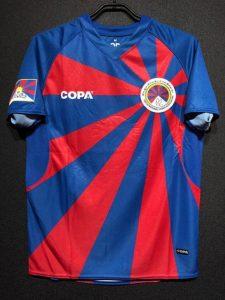 2011-17チベット代表ホームユニフォーム