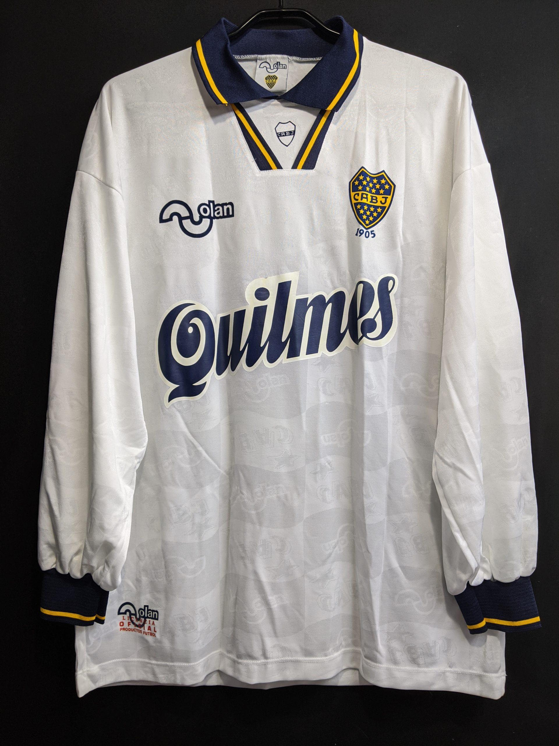 1995-96ボカ・ジュニアーズのユニフォーム