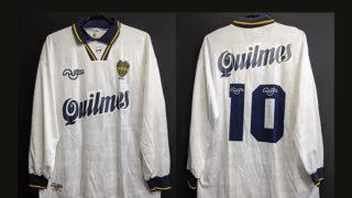 1995-96ボカ・ジュニアーズのマラドーナのユニフォーム