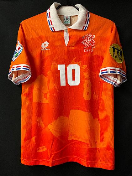 1996年オランダ代表ホームユニフォーム