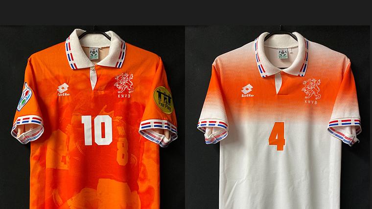 1996年オランダ代表ユニフォーム