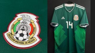 2018-19メキシコ代表ホームユニフォーム